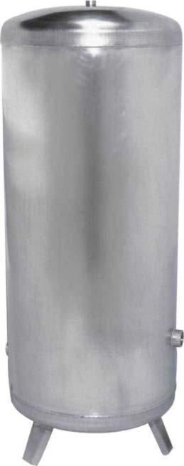 Nerezová tlaková nádoba CH 300 L