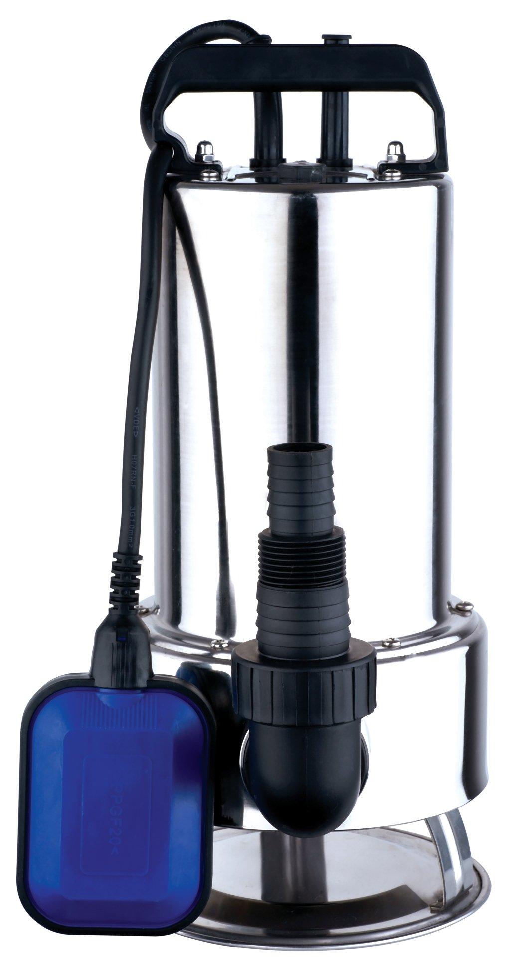 Ponorné kalové, drenážne čerpadlo IP 750 INOX