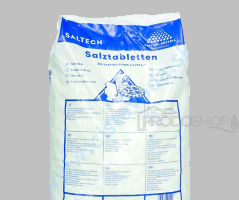 Prodo Tabletovaná soľ na regeneráciu (1kg) 39086